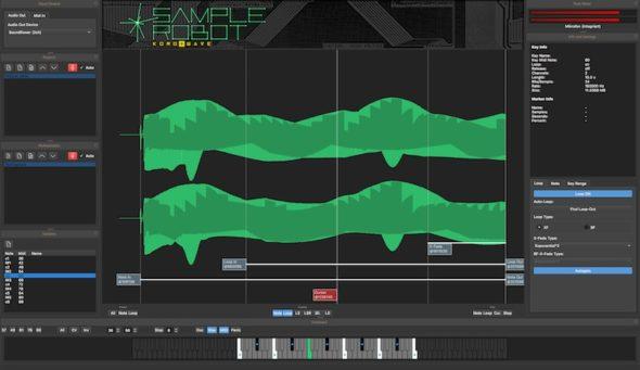 Sample Export für Korg Geräte: SKYLIFE Sample Robot Korg+Wave