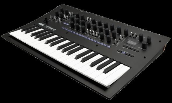 Der neue analoge Synthesizer von Korg: Korg Minilogue XD