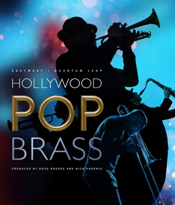 Pop Brass als Sample Lobrarsy: EastWest/Quantum Leap Hollywood Pop Brass