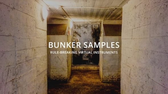 Preiswerte Library: Bunker Strings Vol. 1