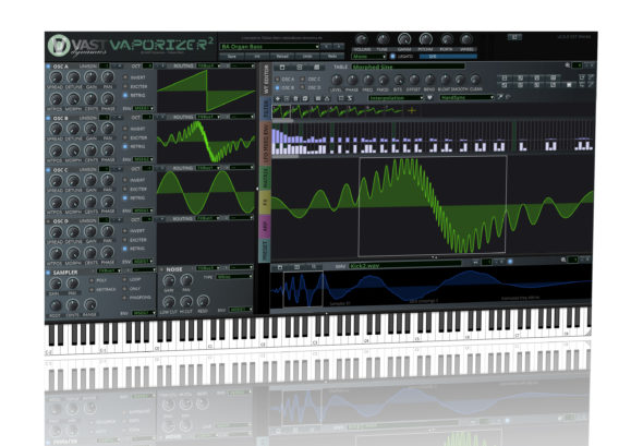 Software Synthesizer für Euro 35!