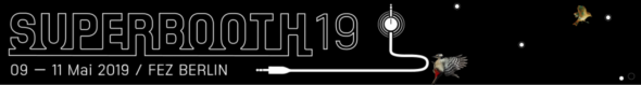 Superbooth 2019
