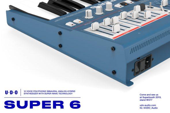 U.D.O.Super 6
