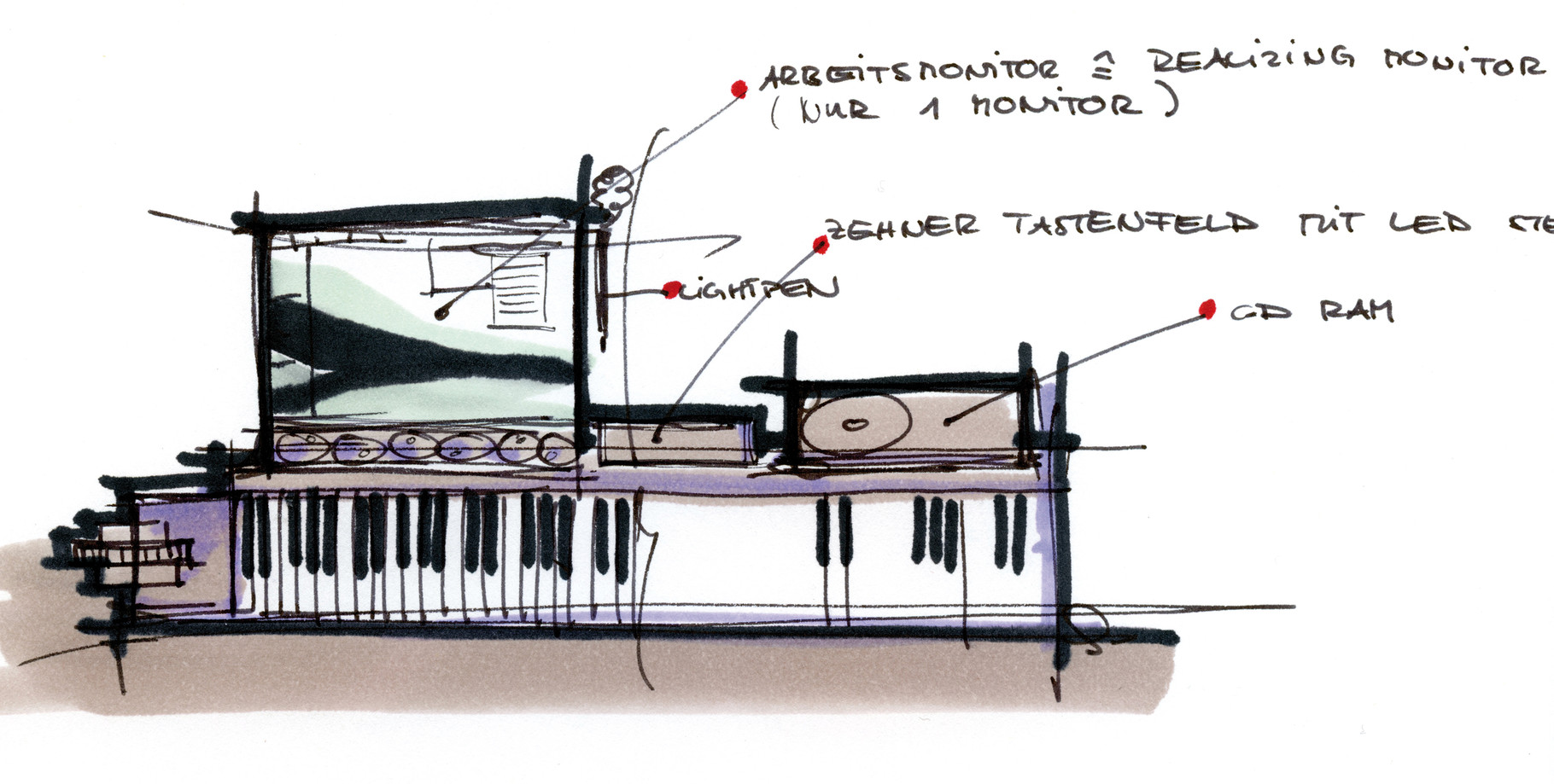 Designstudie GAMBIT; Foto: Designbox
