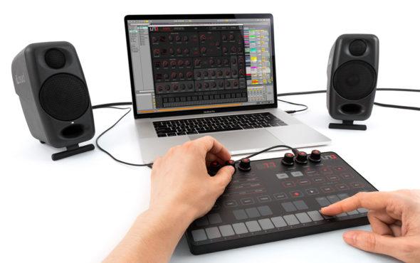 IK Multimedia UNO Synth Editor