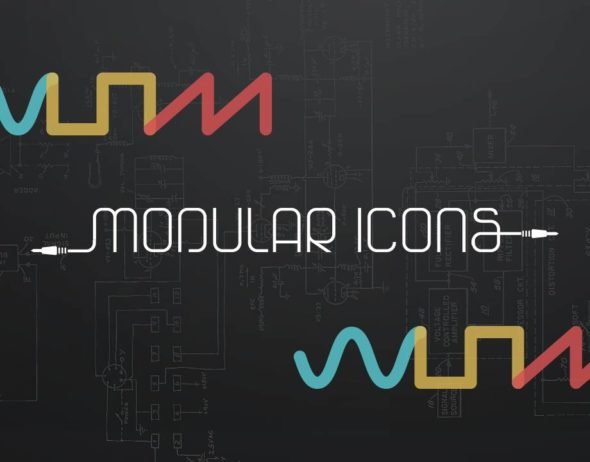 Native Instruments Modular Icons
