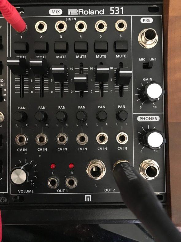 Roland 500 531 - Der Mixer