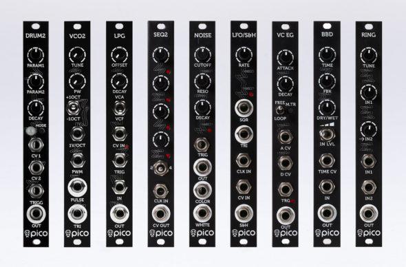 Erica Pico Modularsystem - Neue Module