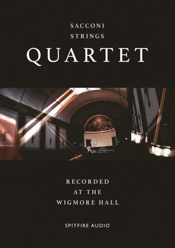 Spitfire Audio Sacconi Strings Quartet - MegaSynth