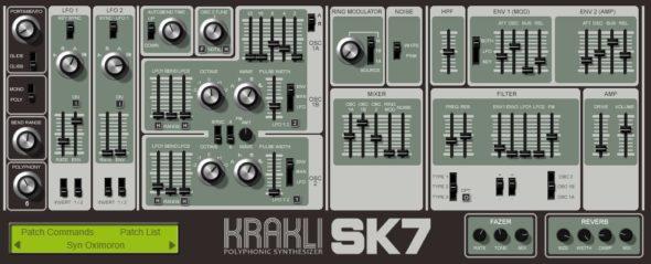 Krakli SK7