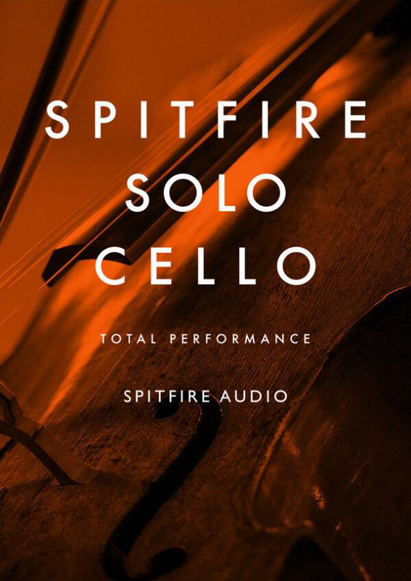 Spitfire Solo Cello