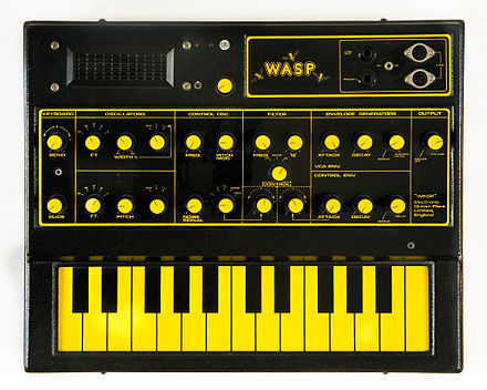 Wasp Synthesizer