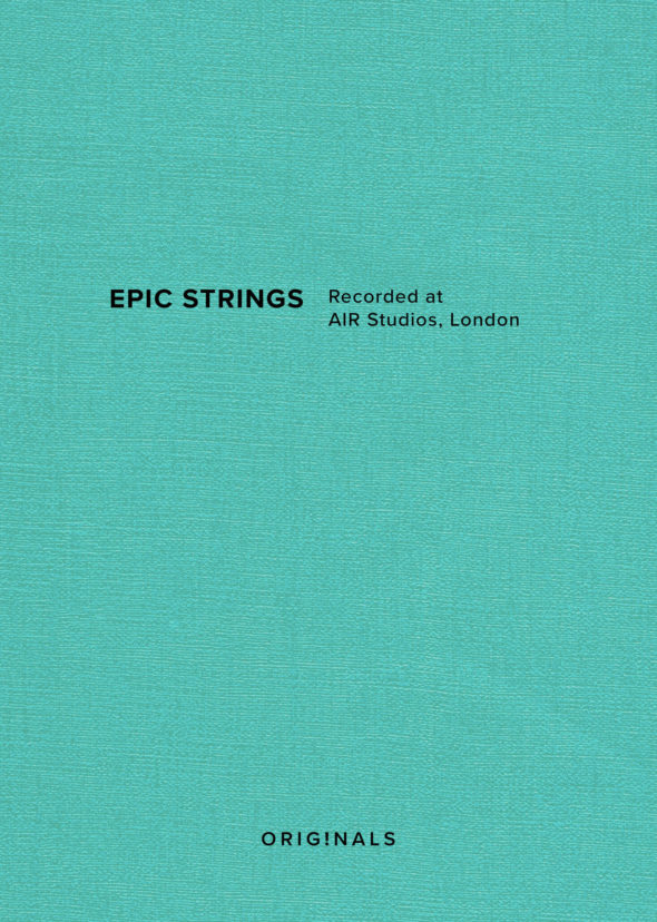 Spitfire Audio Epic Strings