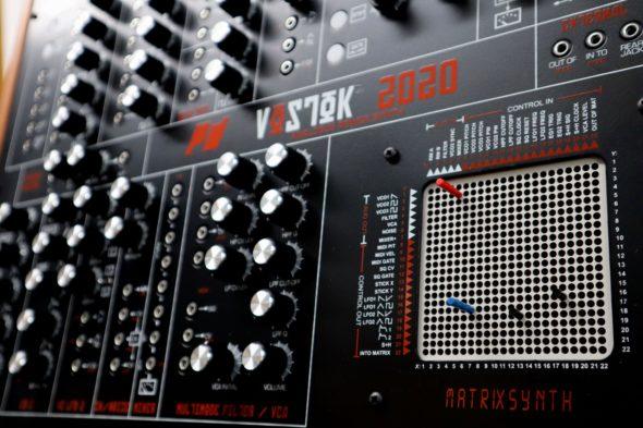 Vostok PIN Matrix