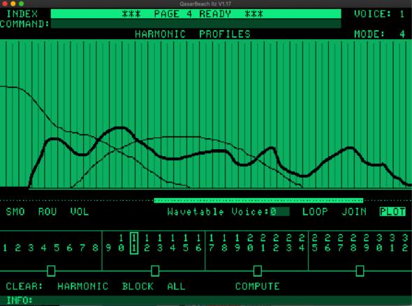QasarBeach Fairlight CMI Iix Emulation