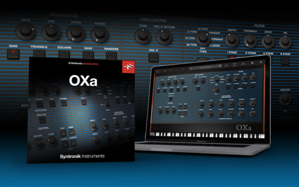 Oberheim OB-Xa und OB-x als kostenloser Download von IK Multimedia